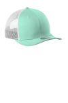 SanMar New Era NE207, New Era ®  Snapback Low Profile Trucker Cap