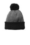SanMar New Era NE904, New Era ® Colorblock Cuffed Beanie.