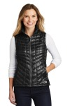 SanMar The North Face NF0A3LHL, The North Face ® Ladies ThermoBall   Trekker Vest.