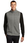 SanMar The North Face NF0A47FA, The North Face ® Sweater Fleece Vest