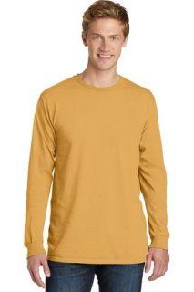 SanMar Port & Company PC099LS, Port & Company® Beach Wash Garment-Dyed Long Sleeve Tee