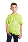SanMar Port & Company PC145Y, Port & Company ® Youth Crystal Tie-Dye Tee