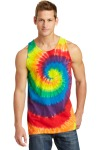 SanMar Port & Company PC147TT, Port & Company® Tie-Dye Tank Top.