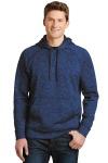 SanMar Sport-Tek ST225, Sport-Tek® PosiCharge® Electric Heather Fleece Hooded Pullover.