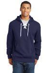 SanMar Sport-Tek ST271, Sport-Tek® Lace Up Pullover Hooded Sweatshirt.