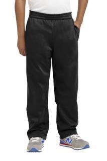 SanMar Sport-Tek YST237, Sport-Tek® Youth Sport-Wick® Fleece Pant.