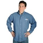 SNW Postal Denim Shirt Long Sleeve - Imported