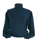 SNW Mock Turtle Neck Shirt without Embroidery - Imported