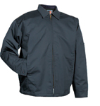 SNW Twill Work Jacket with Fixed Waistband and French Front - Imported