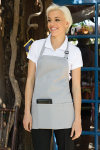 UT 3011 Adjustable 3-Pocket Bib Apron